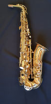 """Es - Alt - Saxophon - """"Helios"""" - mit Hoch """"fis"""" Klappe"""