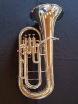 """Euphonium """"Jupiter  JEP 470""""- versilbert - in B gestimmt - wenig Gebrauchsspuren - keine Beulen"""