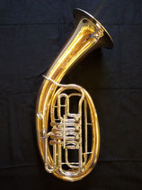 "Bariton -  Eigenbau -  ""Schmid""- 4 ventilig - vibrationsentdämpft"