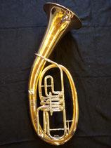 "Tenorhorn -  Eigenbau - ""Schmid"" - 3 ventilig - vibrationsentdämpft"
