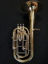 "Kompensiertes Euphonium - ""Schmid"" 3 ventilig - vibrationsentdämpft"