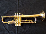 Jazztrompete - gebraucht, generalüberholt - vibrationsentdämpft