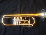 """Konzerttrompete - """"Meinl - Essence"""" -  Ausstellungsstück mit leichten Lackschäden- vibrationsentdämpft"""