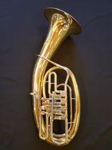 "Bariton  - ""Schmid"" -  4 ventilig - vibrationsentdämpft   -     LIEFERBAR   AB     MAI"