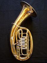 "Kaiserbariton - Eigenbau  ""Schmid""  -   4 ventilig - vibrationsentdämpft"