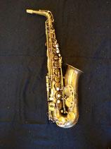 "Es - Alt - Saxophon - ""Stagg"" - finish: naturbelassen"