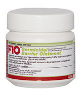F 10 Germicidal Barrier Ointment