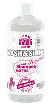"Magic Brush Wash And Shine Shampoo ""Sensitive"""