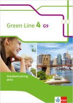 Green Line 4 - Vokabeltraining aktiv