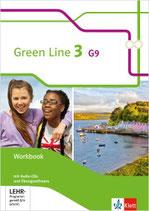 Green Line 3 - Workbook mit Audio-CDs und Übungssoftware