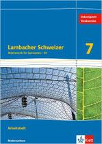 Lambacher Schweizer 7 - Arbeitsheft plus Lösungsheft
