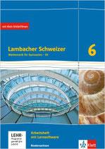 Lambacher Schweizer 6 - Arbeitsheft plus Lösungsheft und Lernsoftware