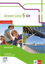 Green Line 5 - Vokabellernheft