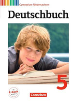Deutschbuch 5 - Arbeitsheft mit Lösungen und Übungs-CD-ROM