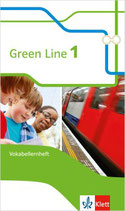 Green Line 1 - Vokabellernheft