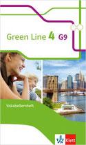 Green Line 4 - Vokabellernheft