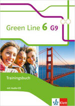 Green Line 6 - Trainingsbuch mit Audio-CD