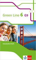 Green Line 6 - Vokabellernheft