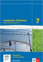 Lambacher Schweizer 7 - Arbeitsheft plus Lösungsheft und Lernsoftware