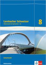 Lambacher Schweizer 8 - Arbeitsheft plus Lösungsheft