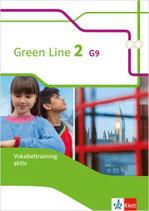 Green Line 2 - Vokabeltraining aktiv