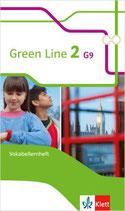 Green Line 2 - Vokabellernheft