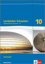 Lambacher Schweizer 10 - Arbeitsheft plus Lösungsheft
