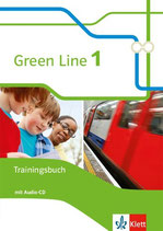 Green Line 1 - Trainingsbuch mit Audio-CD