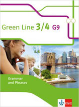 Green Line 3 - Grammar and Phrases 3 + 4