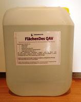 """Flächendesinfektion """"FlächenDes QAV"""" - Desinfektionskonzentrat 10 Liter"""