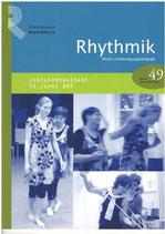 Rhythmik-Report Nr. 49 2013