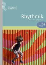 Rhythmik-Report Nr. 54 2018
