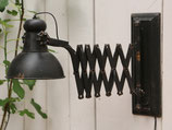 "Chic Antique Wandlampe ""Factory"""