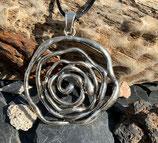 Amulett  ROSE SWIRL