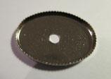 DIY Flachbodenkessel oval mit Nietloch