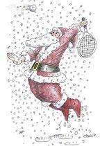 Santa in sports
