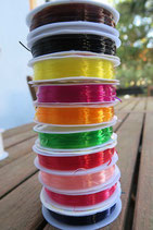 DIY  Elastic Cord klar 0,8mm