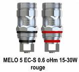 ELEAF Résistances ECS   0.6 oMh pour Melo 5