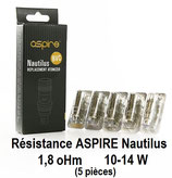NAUTILUS ASPIRE BVC 1,8 oHm