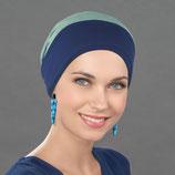 Turban double coloris Go - Ellen's Headwear - Ellen Wille
