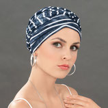 Turban à rayure horizontale Devine - Headwear - Ellen Wille