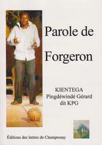 Parole de Forgeron