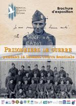 """Brochure d'exposition temporaire 2018 """"Prisonniers de guerre"""""""