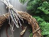森の木のリース手作りキット