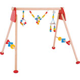Heimess Baby-Fit Regenbogen Greif- und Spieltrainer Soft Colors