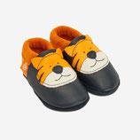 Orangenkinder Lederpuschen Tiger Tom