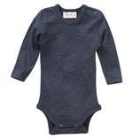 People Wear Organic Body langarm Wolle/Seide