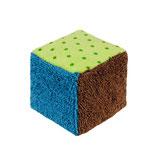 Efie Rassel Würfel grün/blau