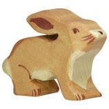 Holztiger Hase, klein