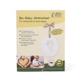 Grünspecht Bio Baby Abdruckset (2 Dosen)